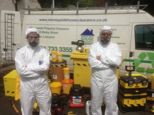 Crime Scene  and Coronavirus Cleanup Liverpool