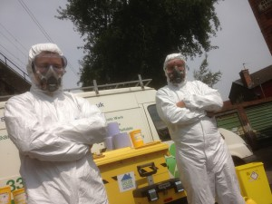 Biohazard Liverpool