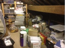 Cluttered Loft / Attic Clearance