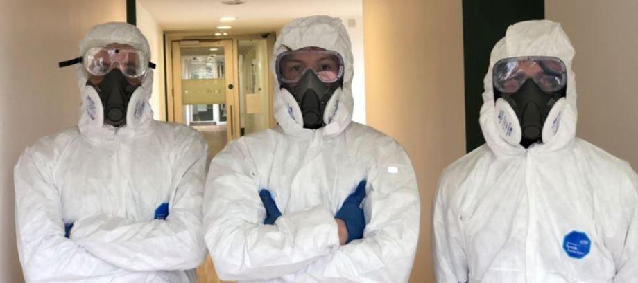 Urgent Coronavirus Deep Clean Liverpool